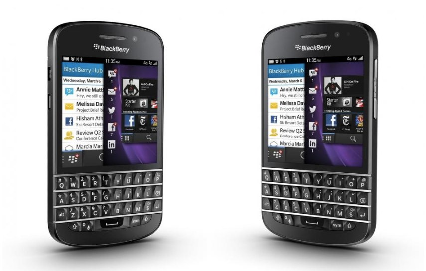 BlackBerry Q10 release date and price revealed on pre-order | Know Your Mobile