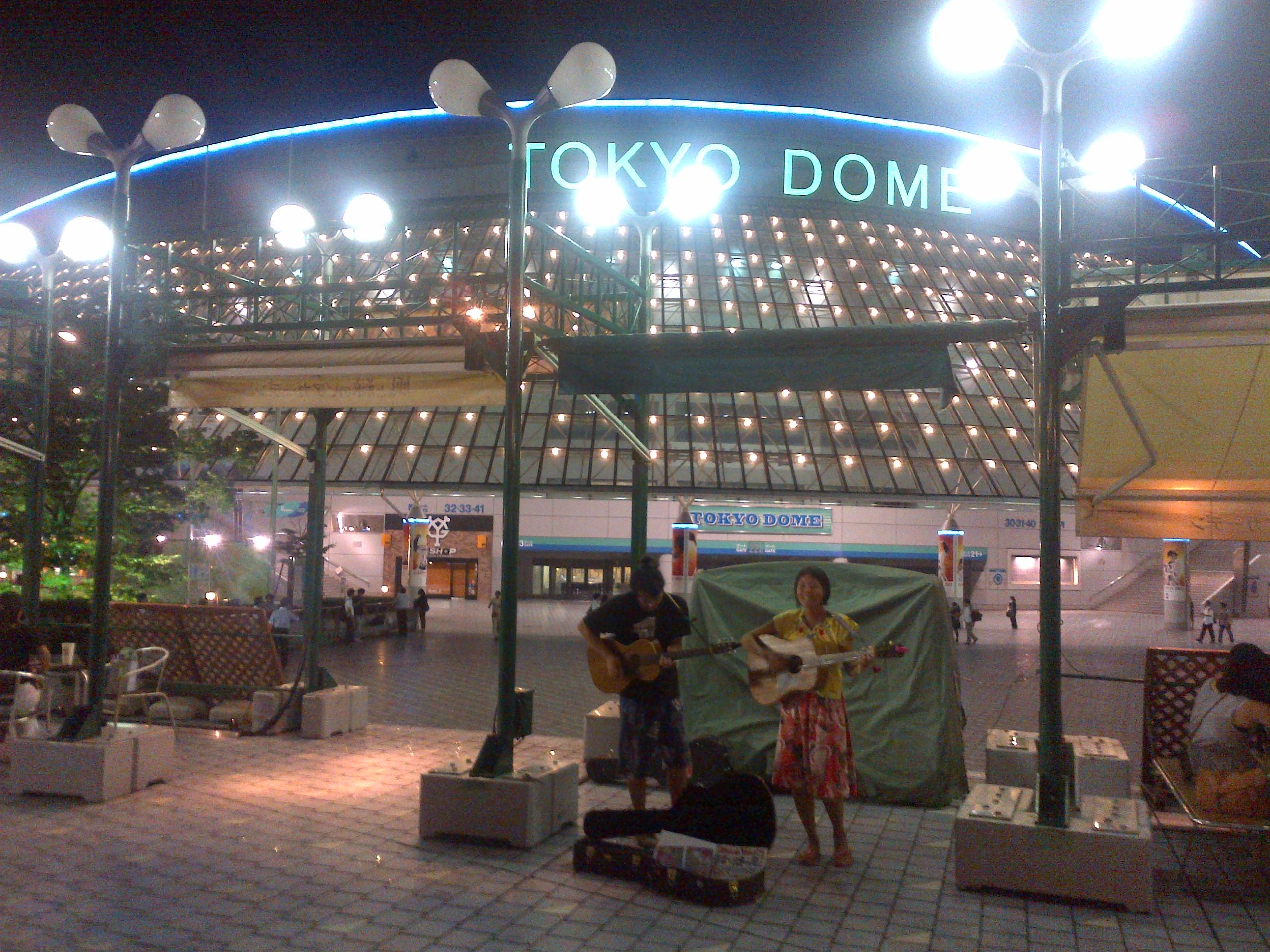 まなようへい、東京ドーム公演!