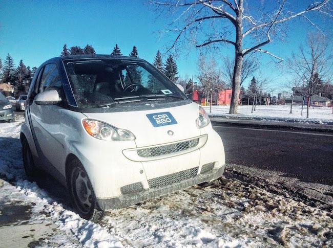 カナダのレンタカーcar2goを国際免許で登録する方法