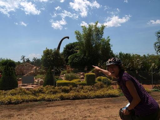 オーストラリアには恐竜までいるのか!