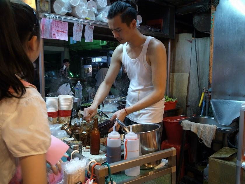 台湾の老虎麺は辛い物好きにオススメ!