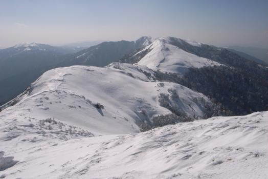 雪山のイメージ画像