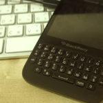 BlackberryをOS10.3.1に確実にアップデートする方法