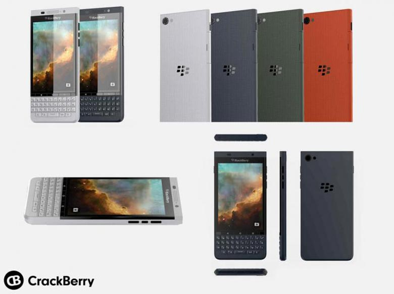 Blackberry Vienna のリーク画像