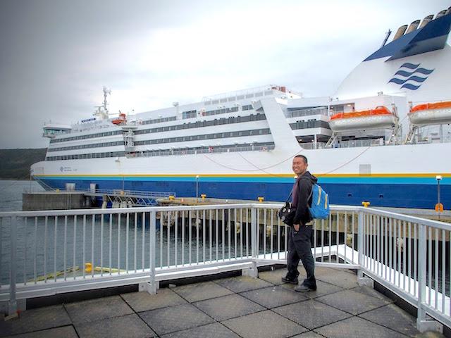 マリン・アトランティックに乗船し、ニューファンドランドから北米大陸へ!