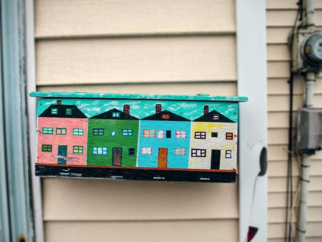 セントジョンズの街並みは、カラフルで絵本の世界みたい!