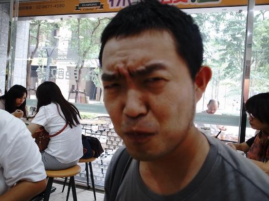 台湾の玉米粥を食べてみた。味がしない。